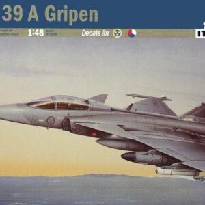 Saab JAS 39 A Gripen 1/1
