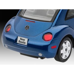 Revell mudelikomplekt VW New Beetle 1:24 1/3