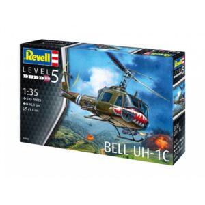 Revell Bell UH-1C 1:35 1/4