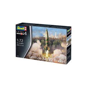 Revell German A4/V2 Rakett 1:72 1/4