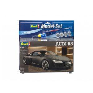 Revell mudelikomplekt AUDI R8 1:24 1/4