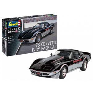 Revell mudelikomplekt 78 Corvette Indy 1:24 1/4