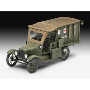 Revelli Model T 1917 Ambulance 1:35 1/3