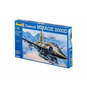 Revell Dassault MIRAGE 2000D 1:72 1/4